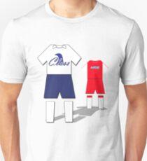 Class vs Arse Unisex T-Shirt