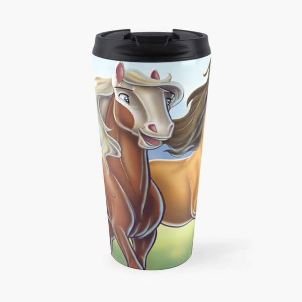 Spirit and Rain Travel Mug