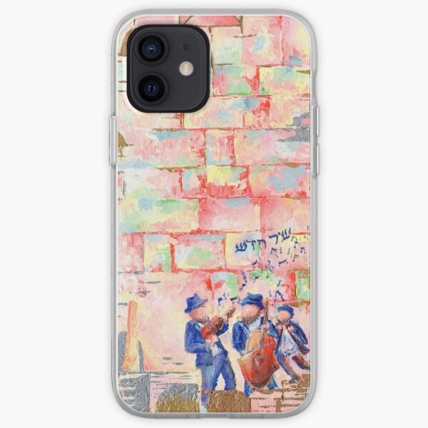 A New Song  iPhone Soft Case