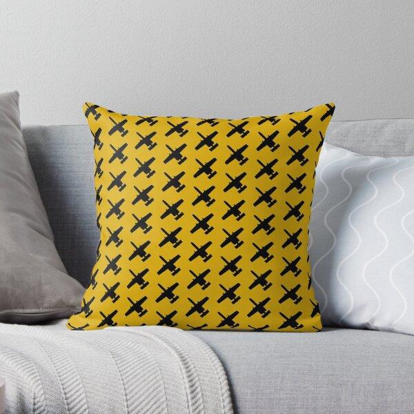 Derrick Thomas Bandanna Print Throw Pillow
