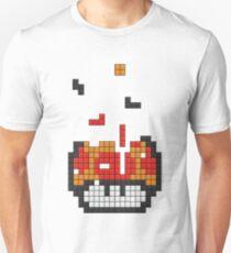 Super Mario Mushroom Pixel Unisex T-Shirt