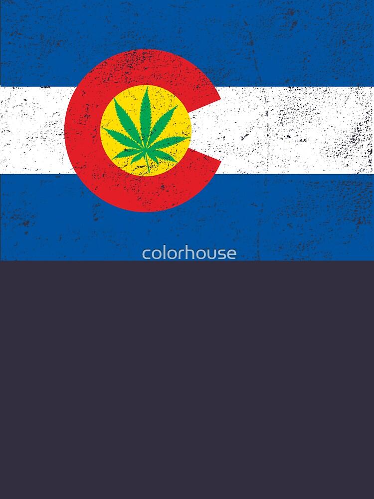 Vintage Colorado Cannabis | Unisex T-Shirt