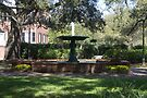 Fountain at Greene Square by ValeriesGallery