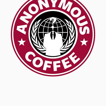Anonymous Coffee by Kiji
