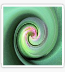 Twirled Tulip Sticker
