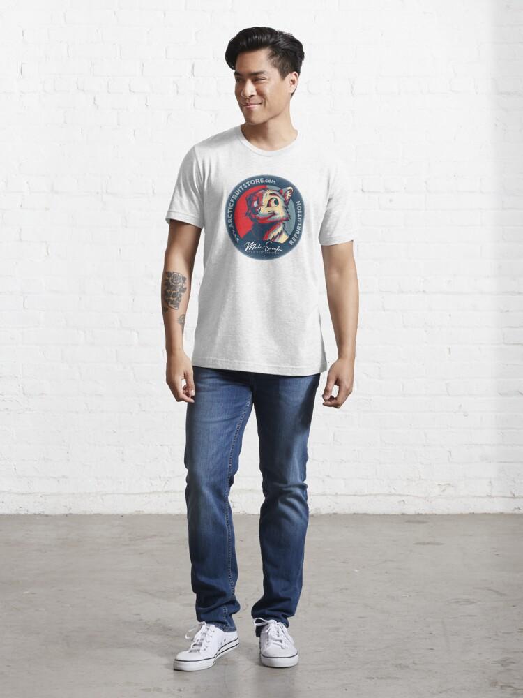 Alternate view of REFURLUTION Essential T-Shirt