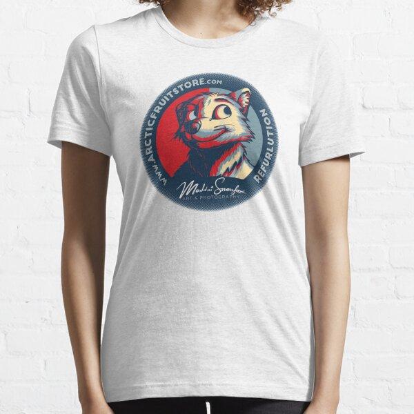 REFURLUTION Essential T-Shirt