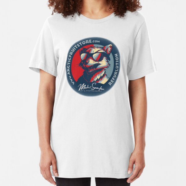 REFURLUTION cool Slim Fit T-Shirt