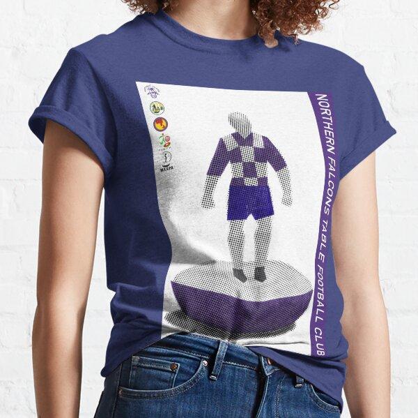 Northern Falcons Table Football Club Screenprint Classic T-Shirt