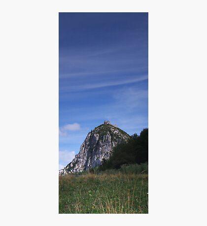 Chateau de Montsegur 3 Photographic Print