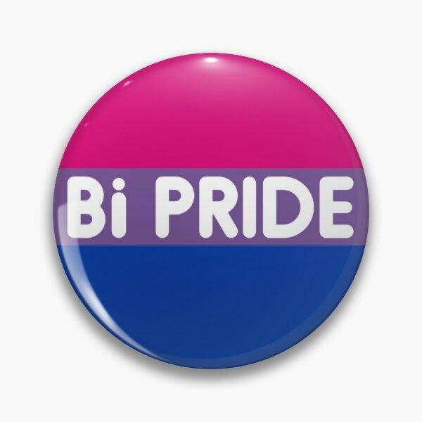 Bi Pride Flag Pin