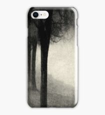 Twins in the Forest iPhone Case/Skin