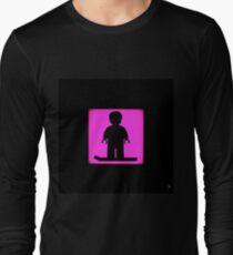Shadow - Hoverboard Long Sleeve T-Shirt