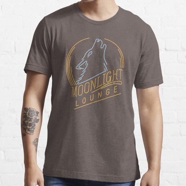 MOON LIGHT LOUNGE* Essential T-Shirt