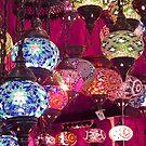 Turkey Lamp by Mariko Suzuki