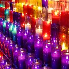 Candle by Mariko Suzuki