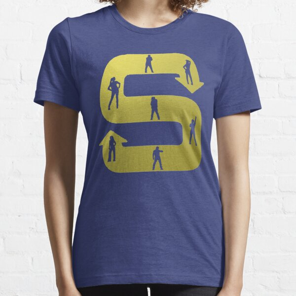 S Club 7 Shirt 2 Essential T-Shirt