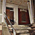 Abandonned Overbook Hospital / Essex County Mental Hospital, Cedar Grove NJ by Jane Neill-Hancock