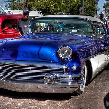 Blue Buick by gemlenz