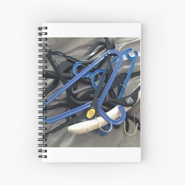 Decluttering Spiral Notebook