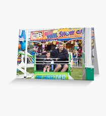 peoplescapes #362, gee whizzer Greeting Card