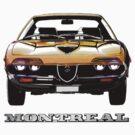 Alfa Romeo Montreal (Orange) by aussie105
