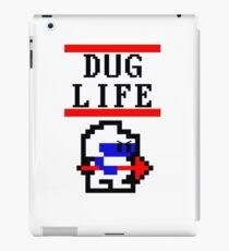 Dig Dug life iPad Case/Skin