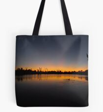 Final Moments Tote Bag