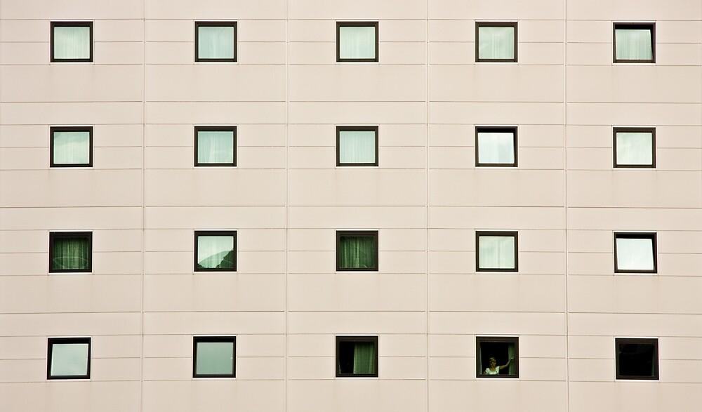 Hotel by Mark E. Coward