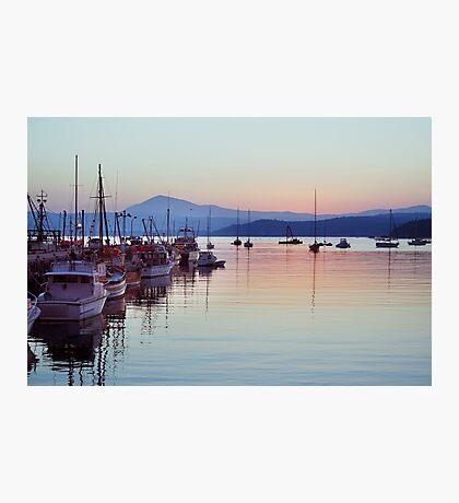 Eden Harbour Photographic Print