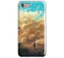 Hymn To The Lone Sands iPhone Case/Skin