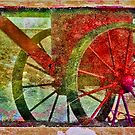 Wagon Wheels by nikspix