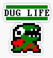 Fygar Dug life Sticker