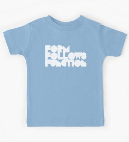 FFF - White Ink Kids Clothes