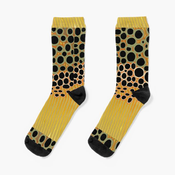 Trout Camo Socks