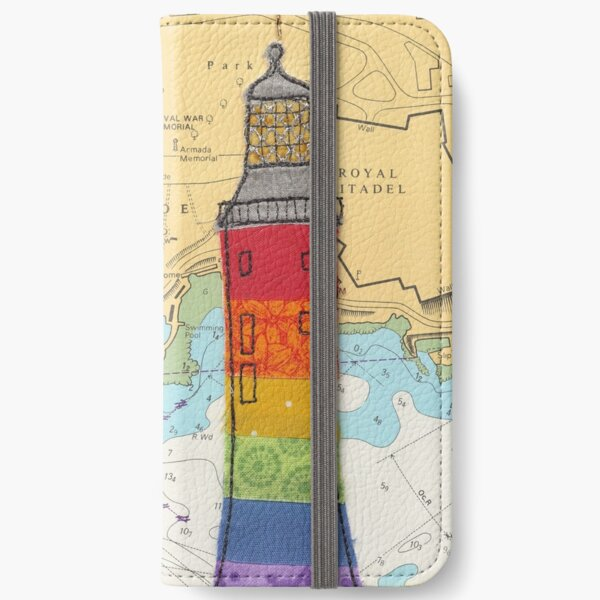 Pride of Plymouth iPhone Wallet