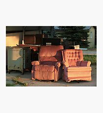 Roadside Recliners Photographic Print