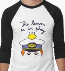 The Travelling Lemon Men's Baseball ¾ T-Shirt