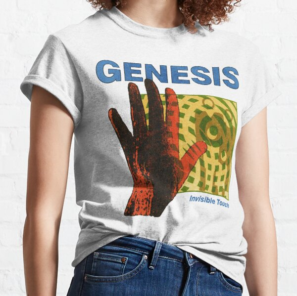 Invisible Touch Retro Genesis Classic T-Shirt