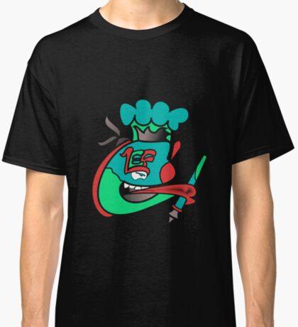Chefleclef Black Shirt Version  Classic T-Shirt