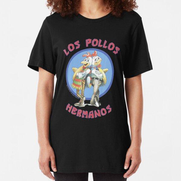 Los Pollos Hermanos  Slim Fit T-Shirt