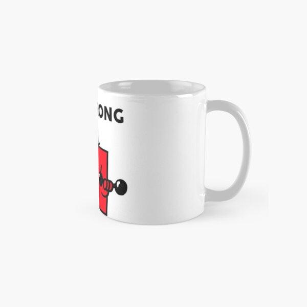 Mr Men Mr Strong  Classic Mug