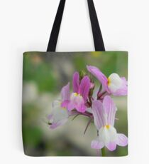 Toadflax and...GNAT! NOT YOU AGAIN! Tote Bag