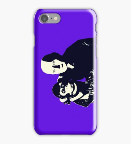 Hugo and Jolly Chimp iPhone iPhone Case/Skin