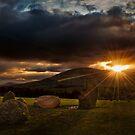 Sunrise at Castlerigg - Lake District by Mark White