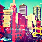 city scape by ShellyKay