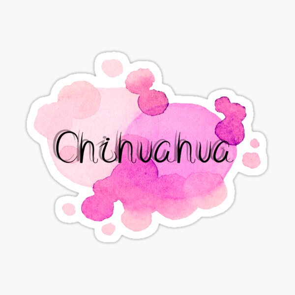 Chihuahua, México Pegatina