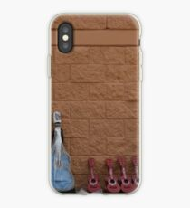 music - música iPhone Case