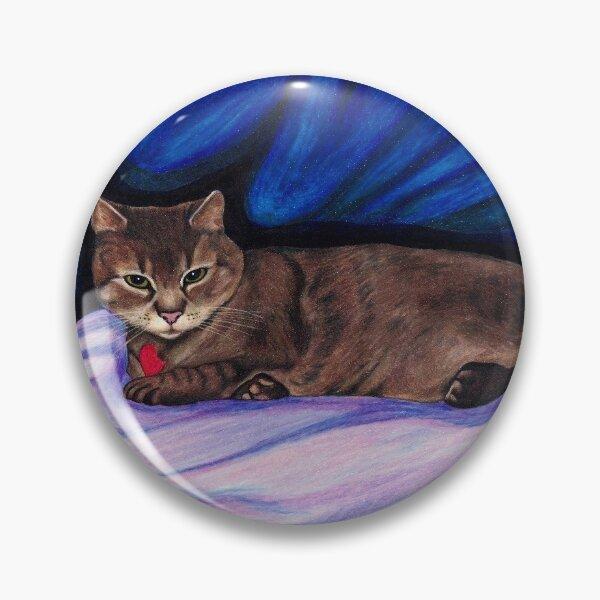 Bijou Kitty Badge