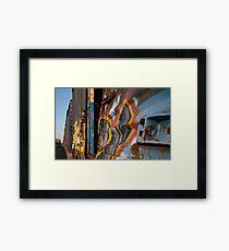 Enter In Framed Print